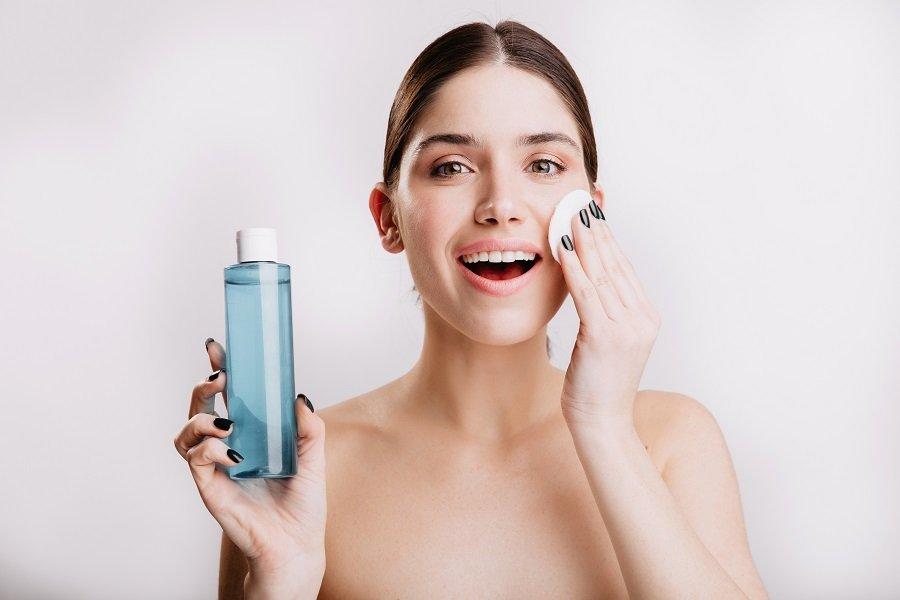 primer paso rutina facial agua micelar