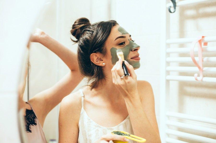 mascarilla purificante rutina facial