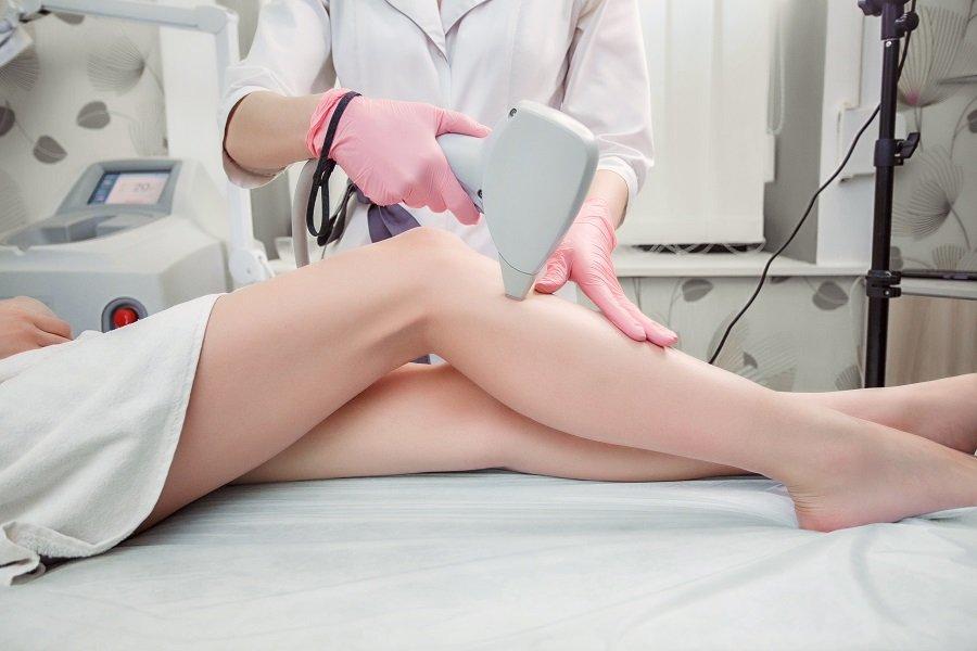 que hacer durante un tratamiento de depilación láser